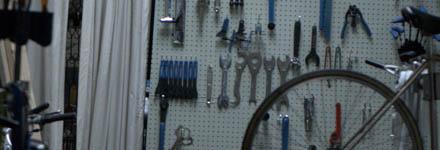 Warsztat rowerowy do wynajęcia - BikeRoWave