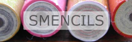 Smencilsy - ołówki z gazet